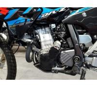 Bulletproof ignition cover guard Suzuki DRZ400 DRZ400S